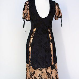 (XS/P) For Love and Lemons Gown